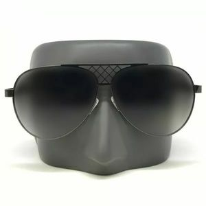 Other - Fashion Aviator Oversize Black Frame Sunglasses